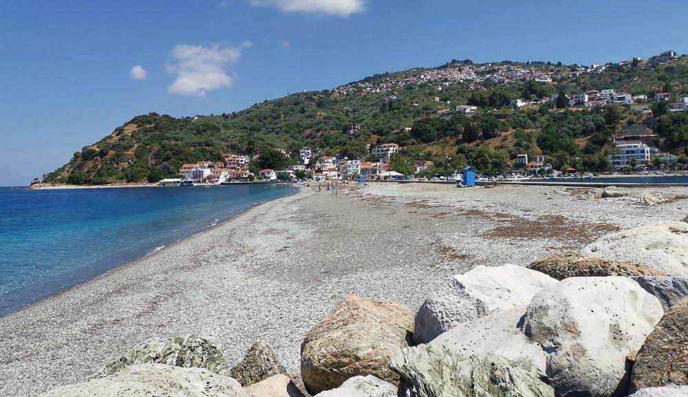 beach loutraki