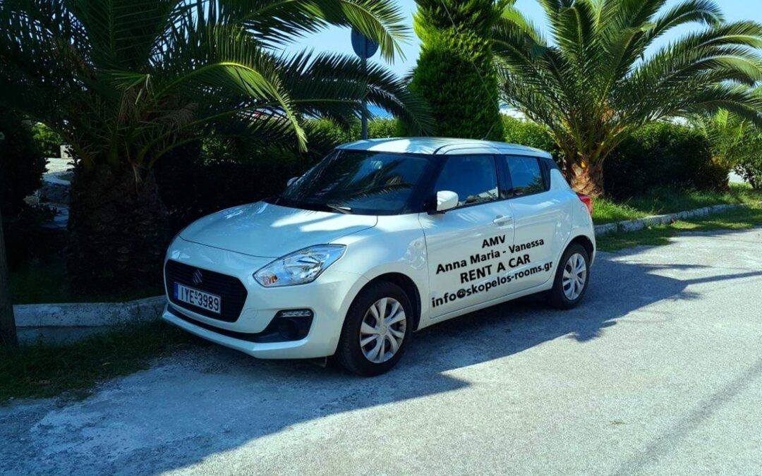 A.M.V. Rent A Car Skopelos