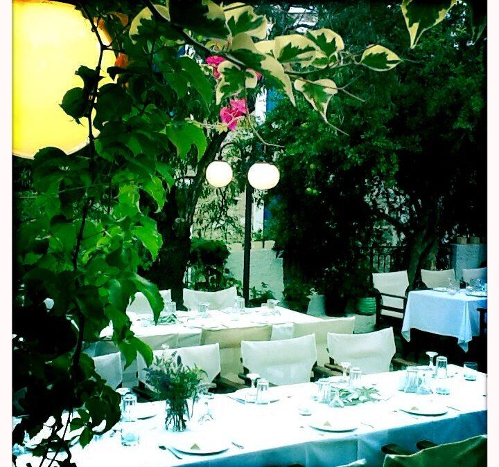 Anna's Restaurant Skopelos