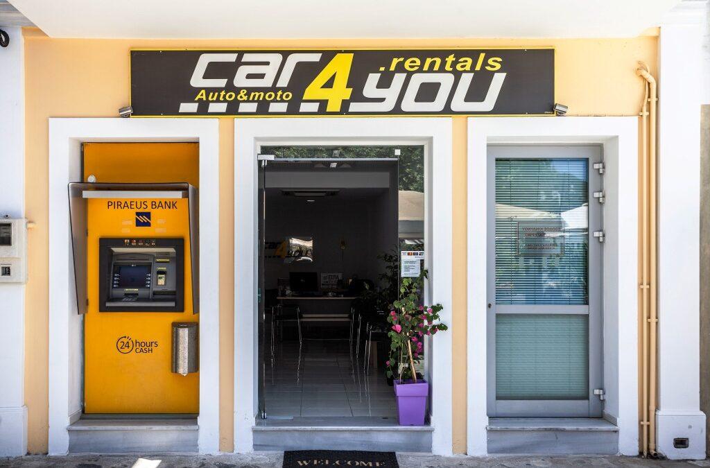 Car4you.Rentals