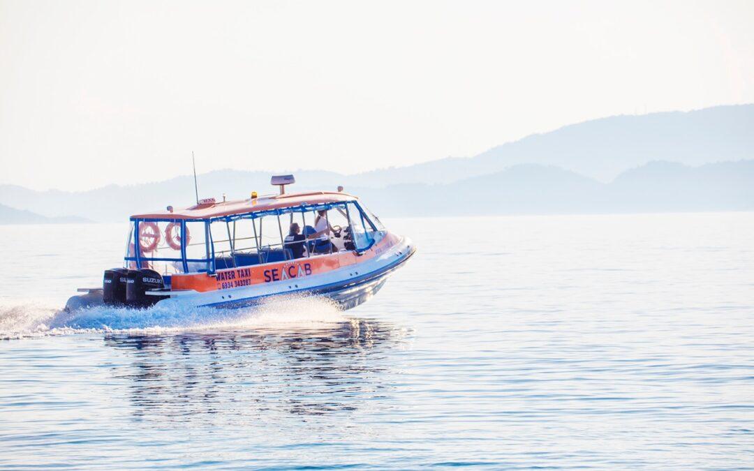SeaCab water taxi