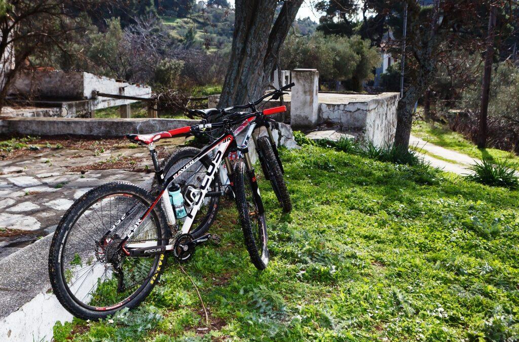 5η Ποδηλατική Διαδρομή: Σκόπελος – Παλούκι (ΜΤΒ)