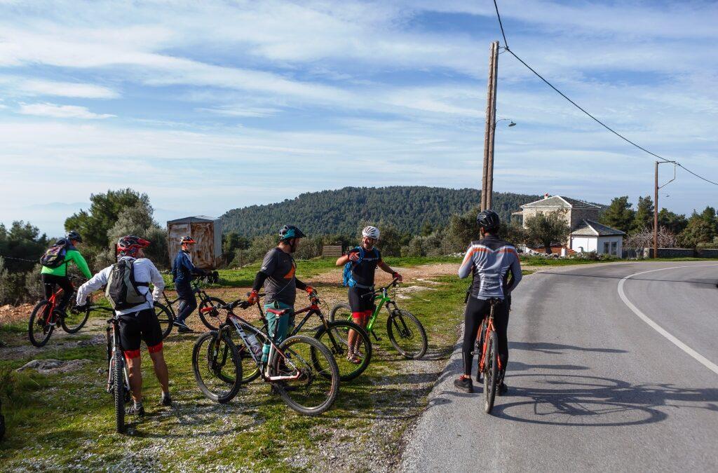 7η Ποδηλατική Διαδρομή: Ο Γύρος της Σκοπέλου (ΜΤΒ GRAVEL)
