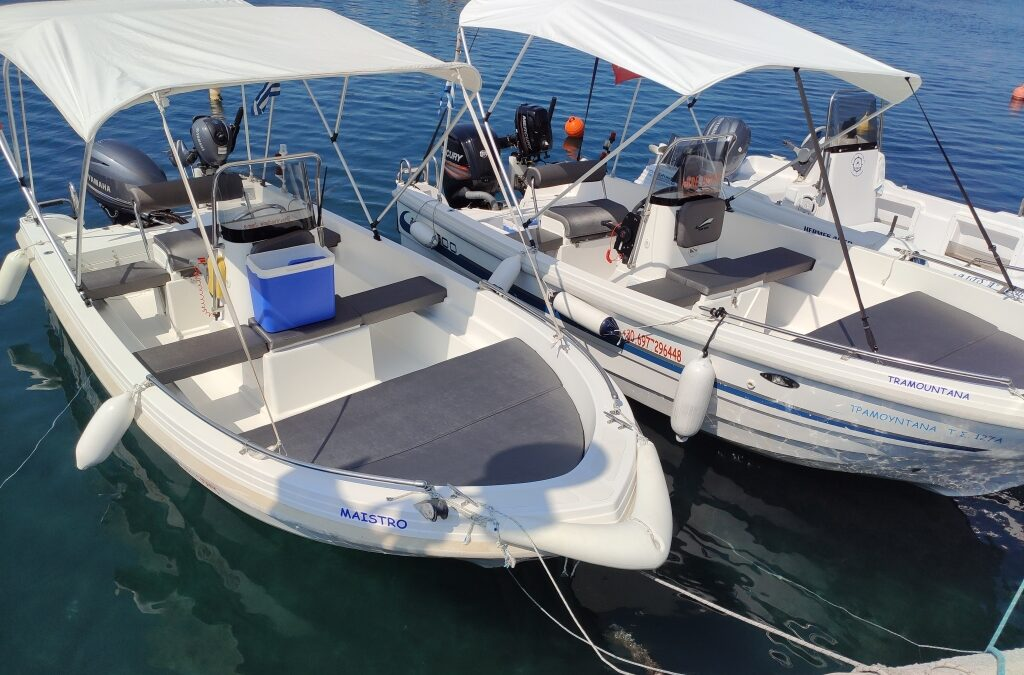 Wind Boat Rental