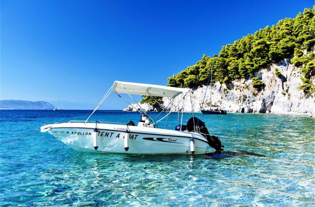 Rent a Boat Coast Line tours
